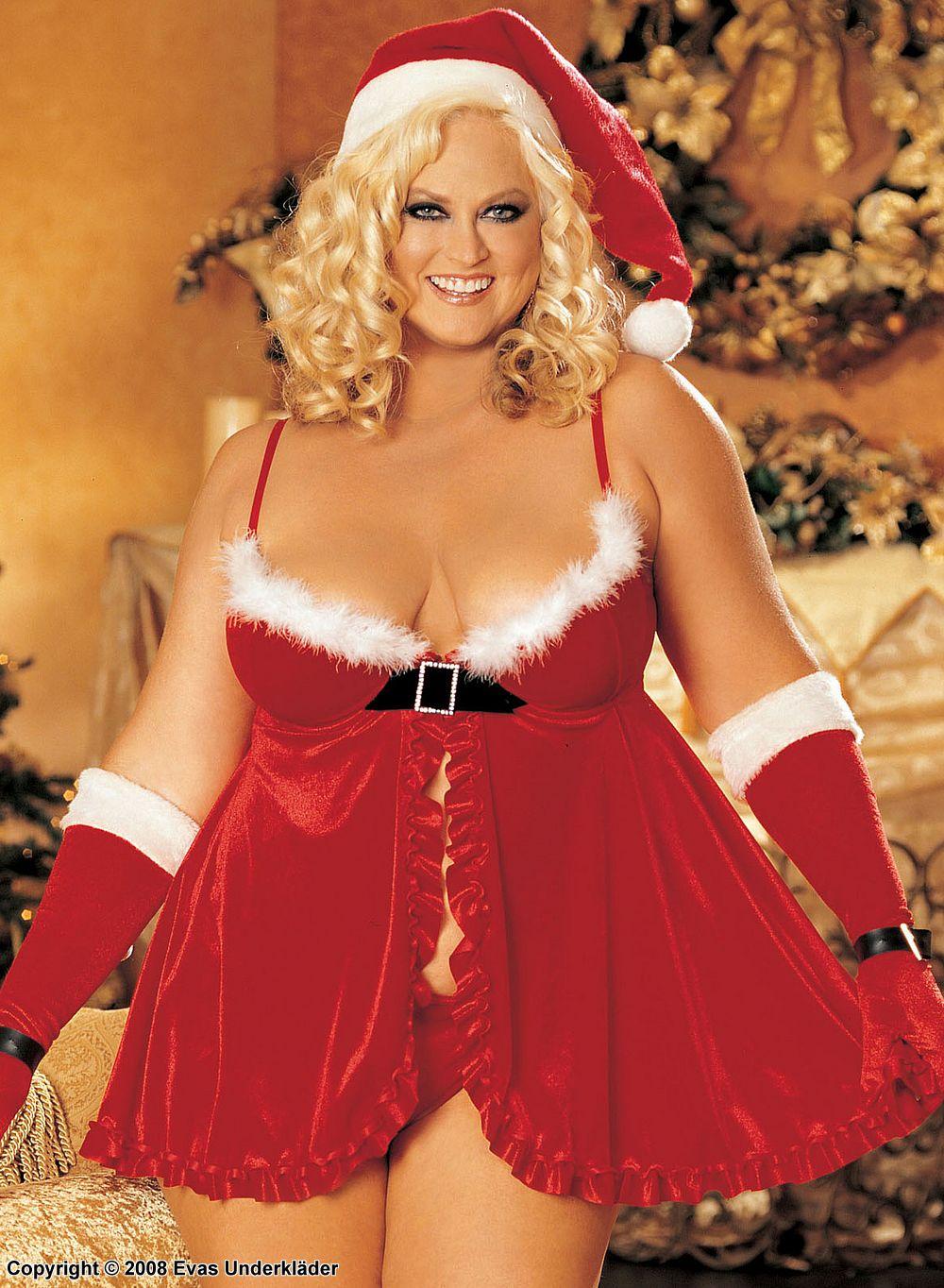 36ddef7d8fc Santa lingerie set